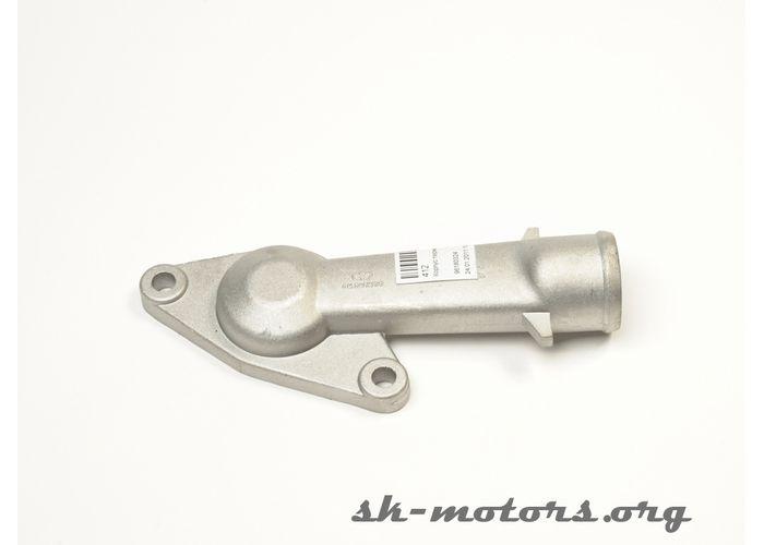 Корпус термостата Sohc (96180324) для 8-ми клапанных двигателей автомобилей Daewoo Nexia, Chevrolet Lanos, Chevrolet...